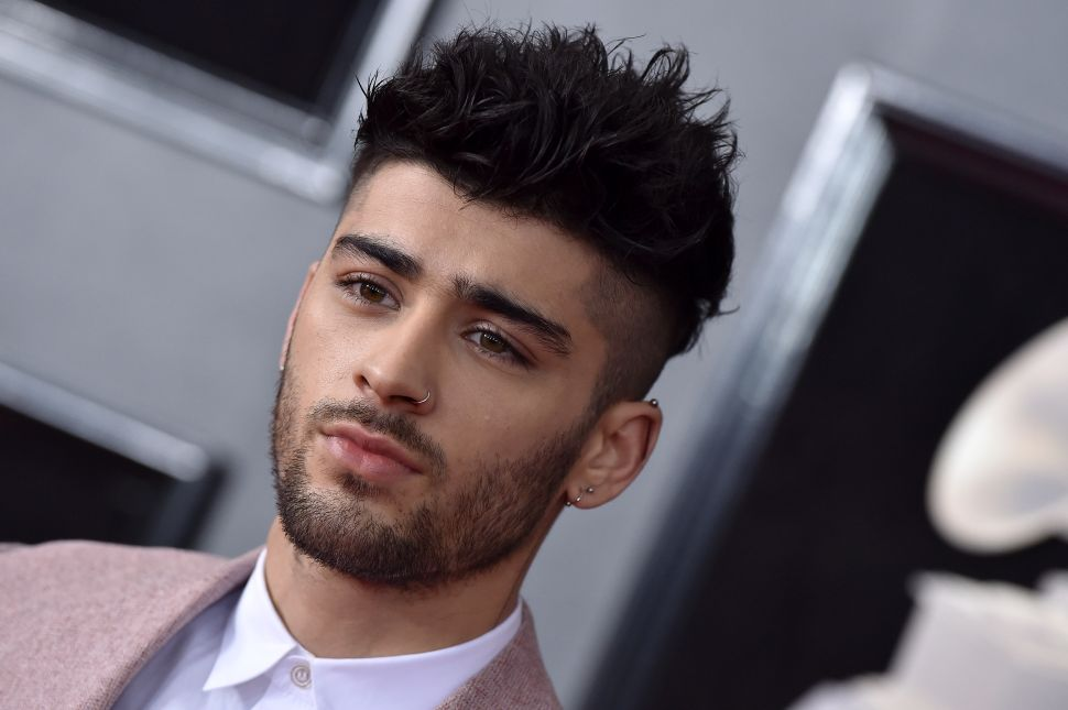 Zayn Is Ready to Lower His Expectations for His Bel Air Home