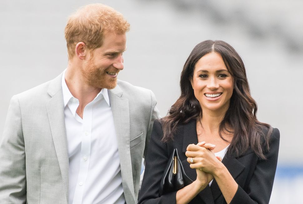 Prince Harry and Meghan Markle Are Already Planning Their Return to Los Angeles