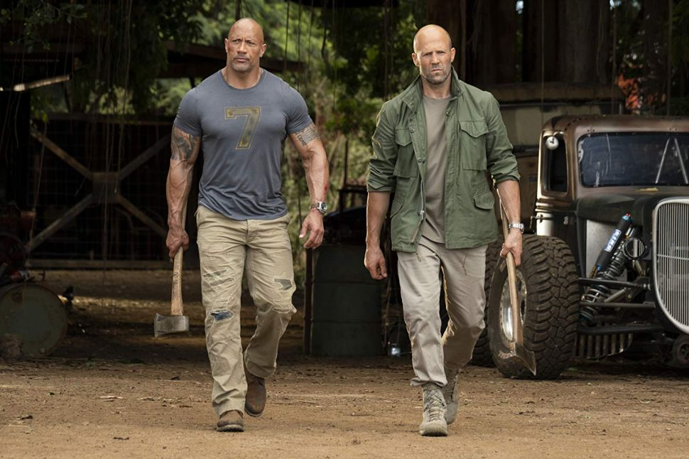 'Hobbs & Shaw' Made a Major Miscalculation With Its Car Chases
