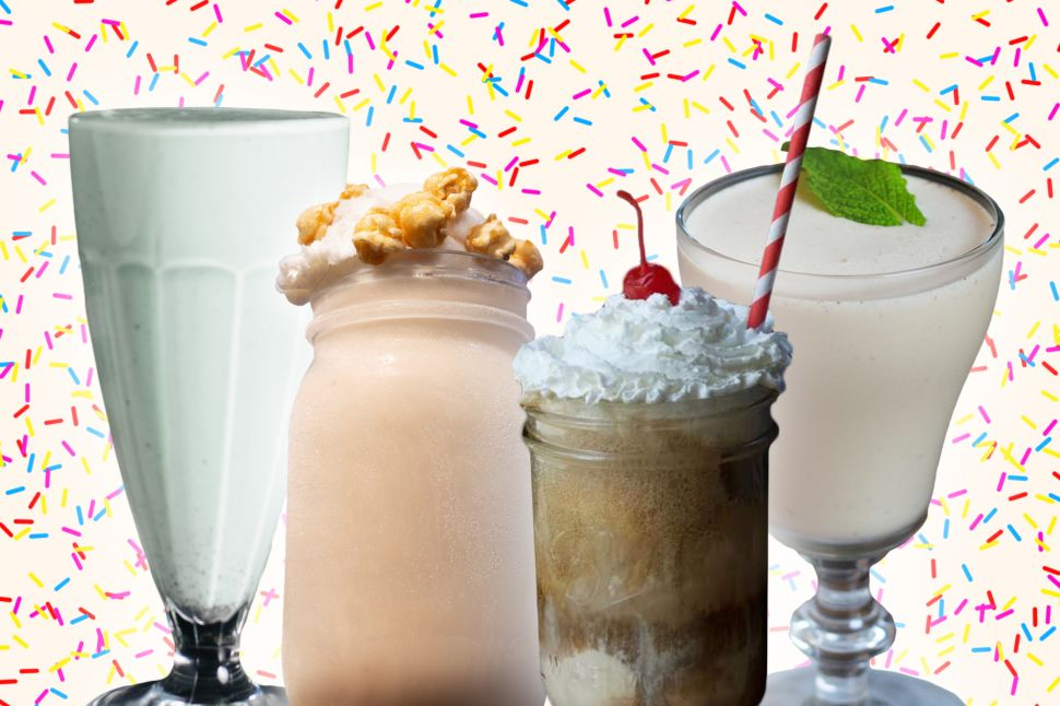 16 Ice Cream Cocktails to Satisfy All Your Sweet-Tooth and Nightcap Needs