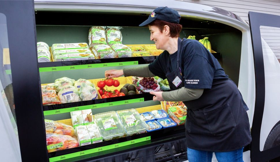 Robomart: The Uber of Groceries