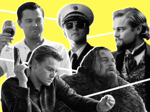 Once Upon a Time in Hollywood Leonardo DiCaprio Filmography