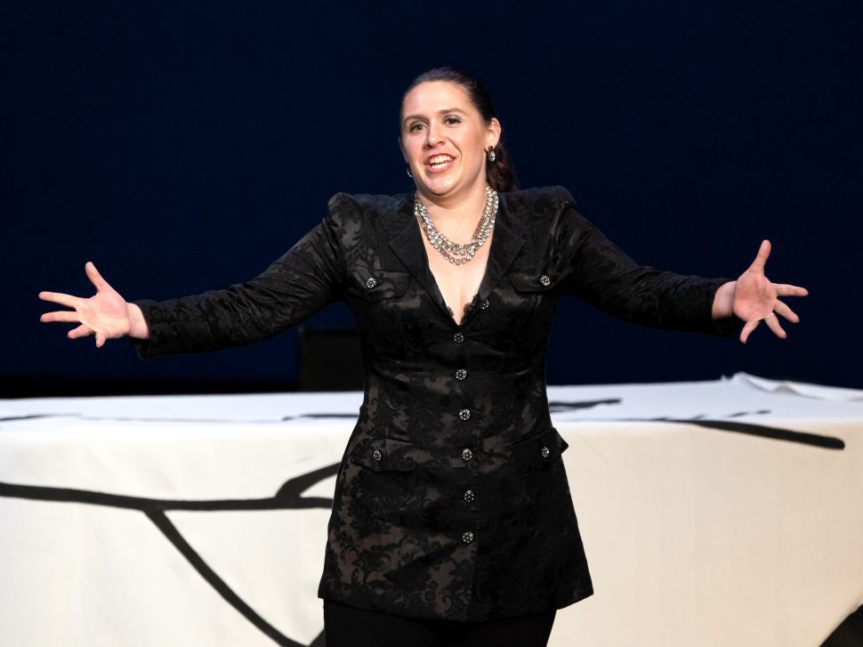 Teatro Nuovo's 'La Gazza Ladra' Delivers a Lot of Rossini, All of It Top-Notch