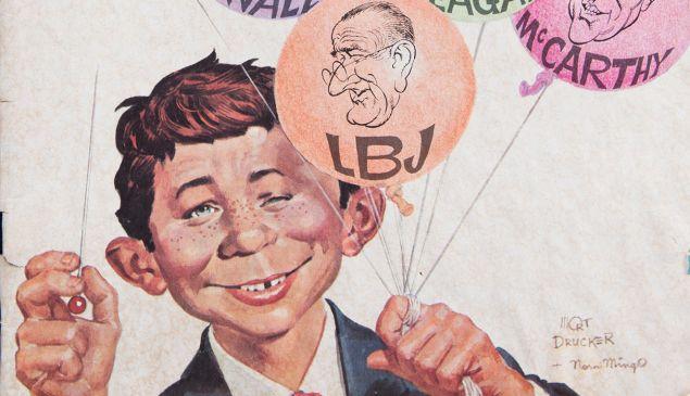 MAD Magazine 1968