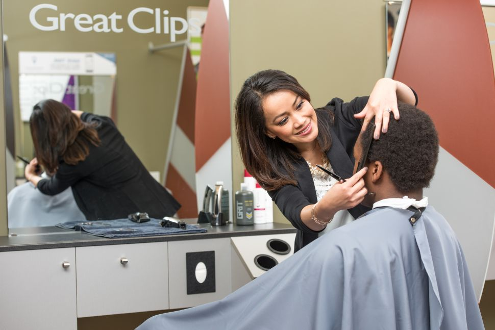 For Great Clips, Life's Only Certainties Are Death and Taxes—and Haircuts