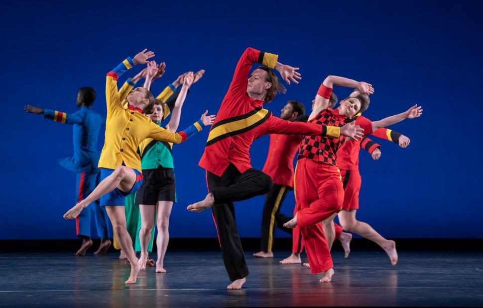 Bournonville and Mark Morris: Two Masters of Dance