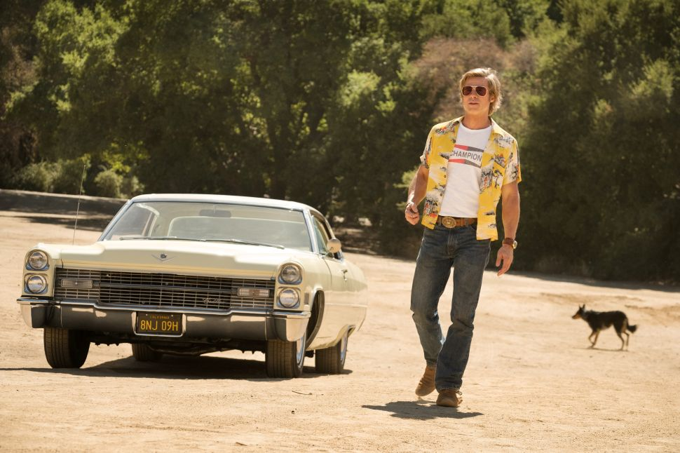Imaginative and Awful, 'Once Upon a Time…in Hollywood' Is Typical Tarantino