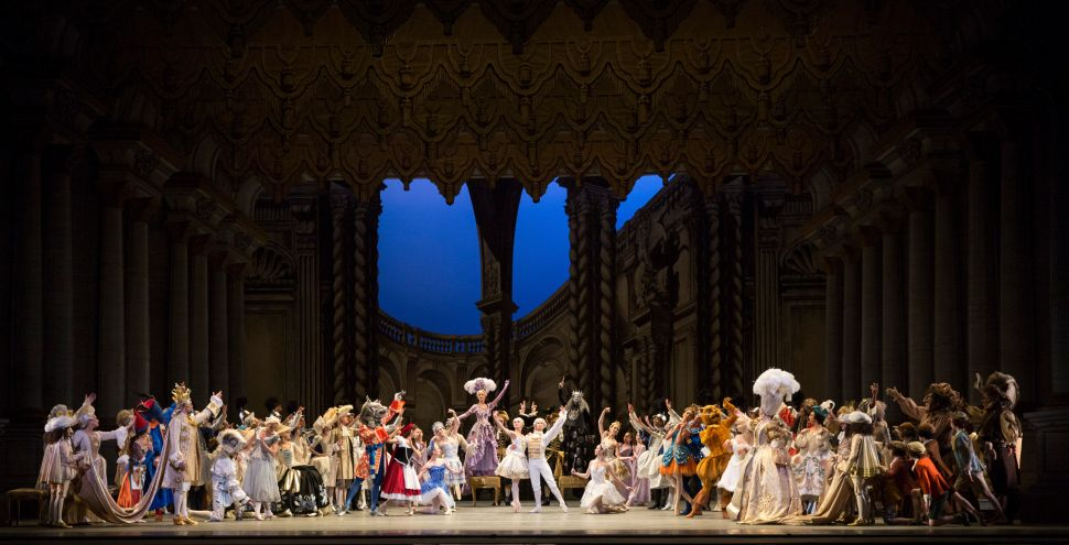 Ratmansky's 'Sleeping Beauty' Puts ABT to the Test