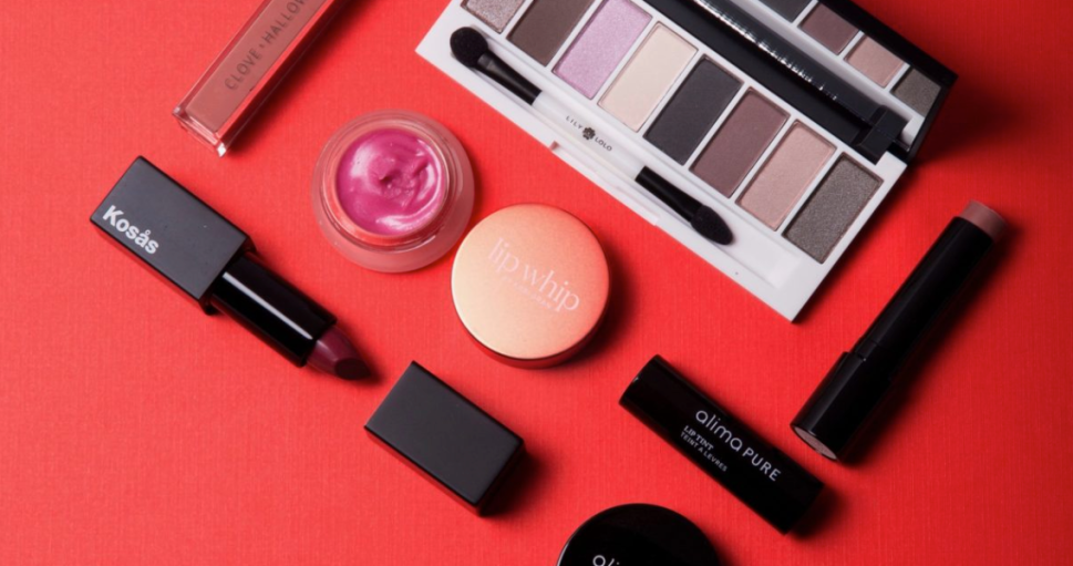 NakedPoppy Joins Lucrative 'Clean Makeup' Marketplace
