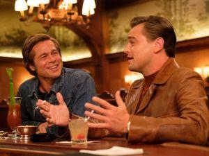 Brad Pitt Leonardo DiCaprio Oscars 2020