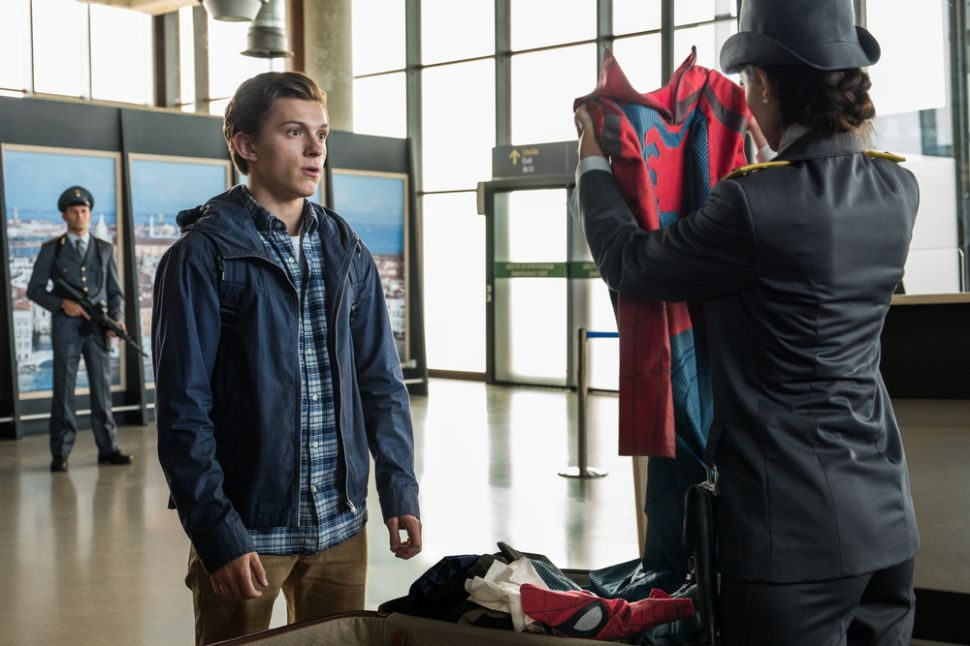 Could the Marvel Cinematic Universe Lose Tom Holland's Spider-Man?
