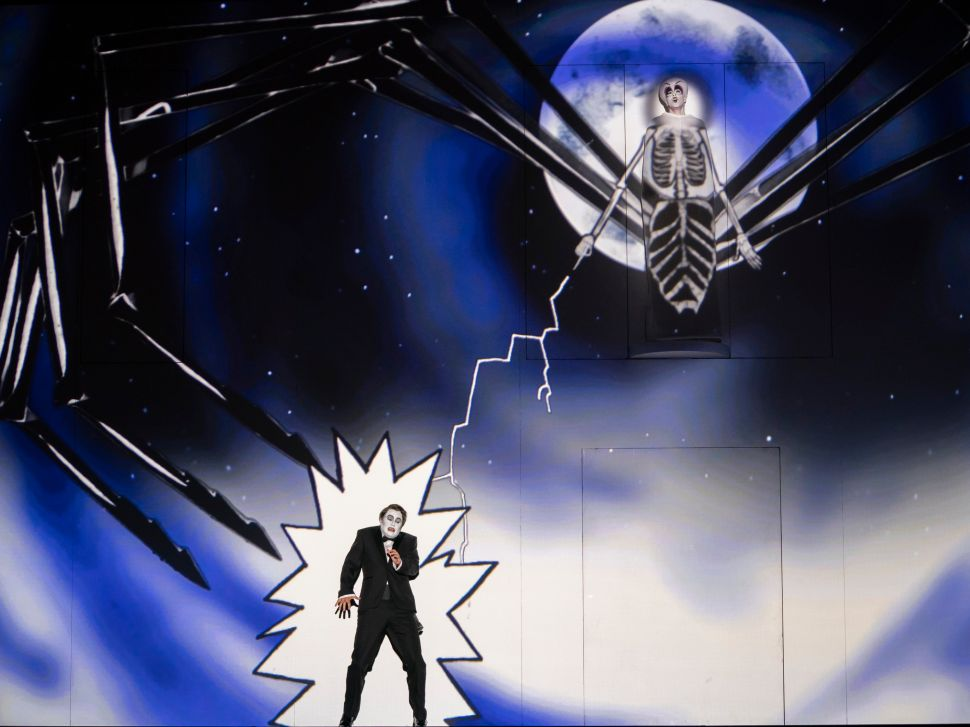At Mostly Mozart, a Gimmicky 'Magic Flute' Reduces a Masterpiece to a Cartoon