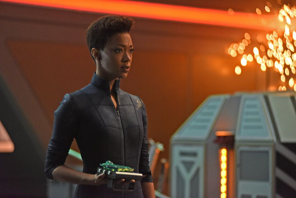Here's What the CBS-Viacom Merger Means for 'Star Trek'