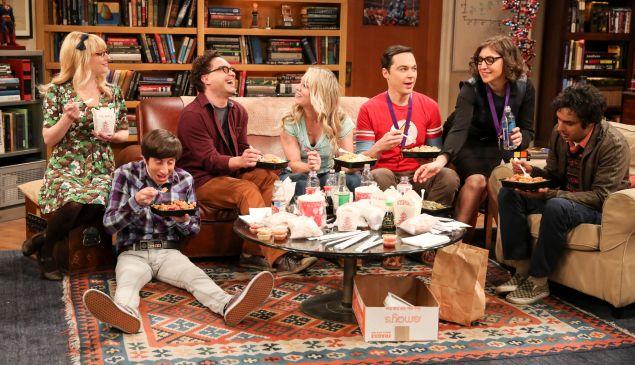 HBO Max Big Bang Theory Two and a Half Men Seinfeld