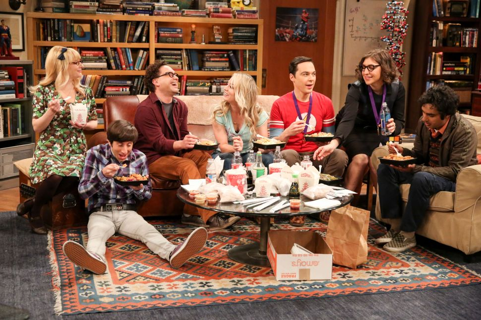 HBO Max Eyes $1.5 Billion Deal for 'The Big Bang Theory' and 'Two and a Half Men'