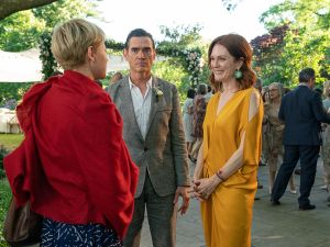 Michelle Williams, Billy Crudup and Julianne Moore in After the Wedding.
