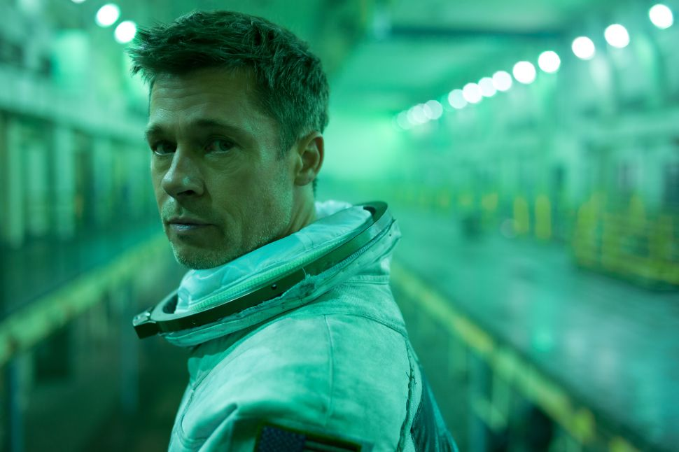 Brad Pitt Hopes 'Ad Astra' Will Redefine Masculinity