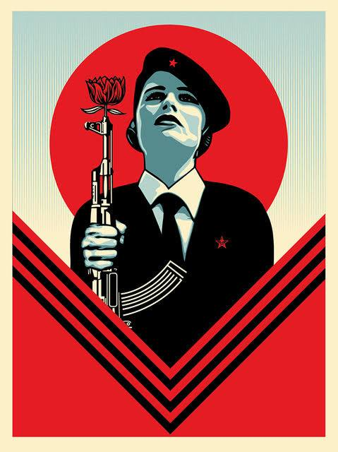 Shepard Fairey and Hito Steyerl Join Artists Protesting the World's Largest Arms Convention