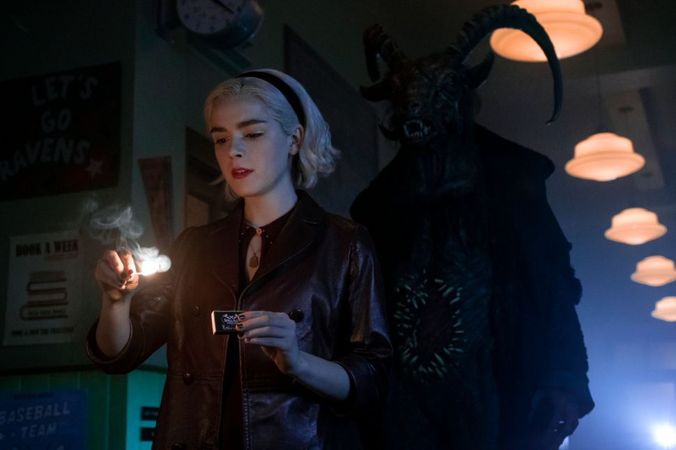 We're All Going to Hell in Season 3 of Netflix's 'Chilling Adventures of Sabrina'