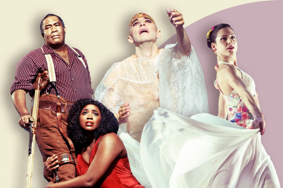 Performing Arts Get Political in the 12 Best Dance and Opera Performances This Fall