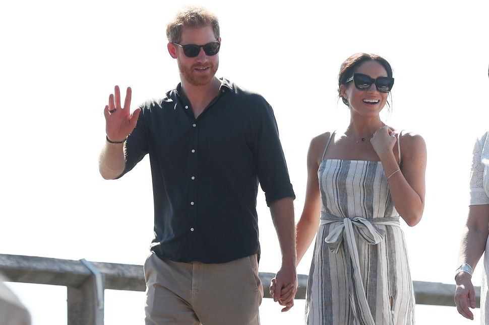 Prince Harry and Meghan Jetted Off to the South of France for Their Latest Summer Holiday