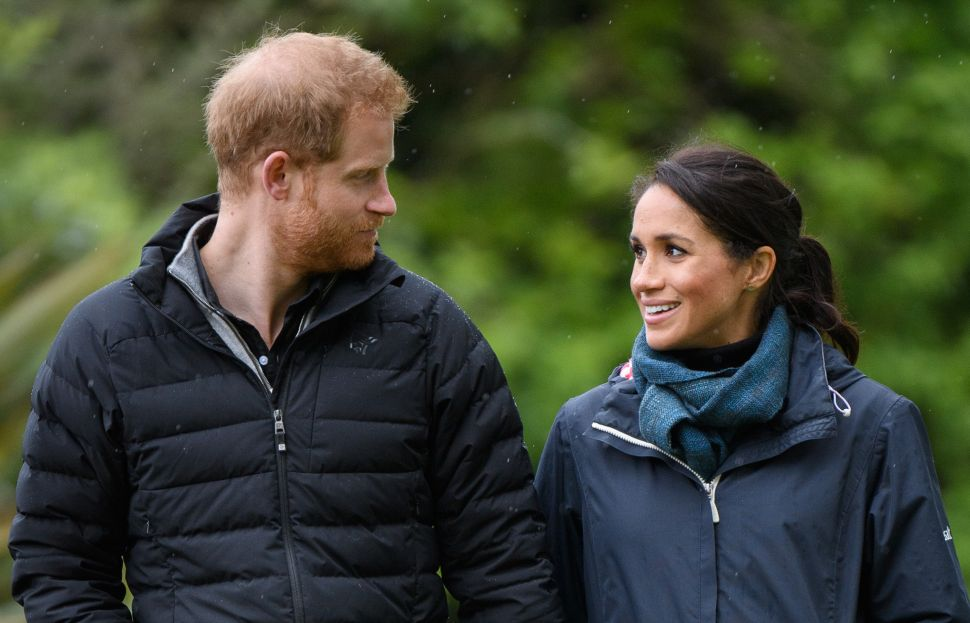 Prince Harry and Meghan Markle's First Royal Home Choice Wasn't Frogmore Cottage