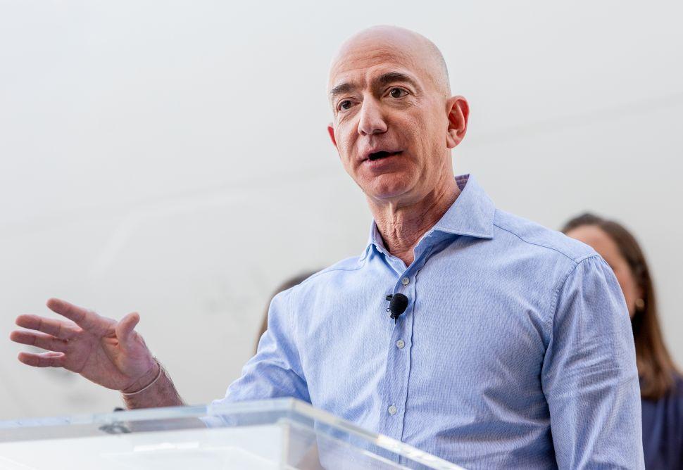 Jeff Bezos Receives Senate Letter Asking Amazon to Crack Down on Product Safety