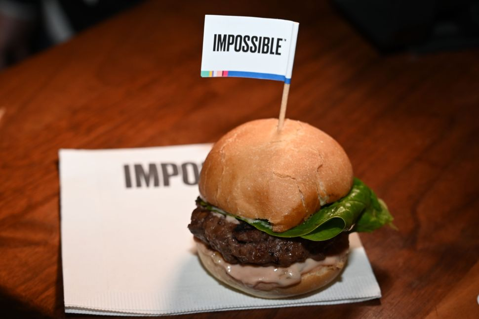 Impossible Burger Gets FDA Approval to be Sold at Grocery Stores