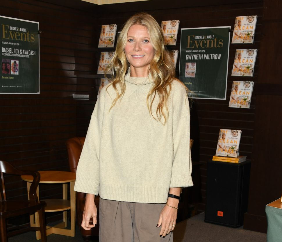 Of Course Gwyneth Paltrow Has a Personal Book Curator for Her Brentwood Home