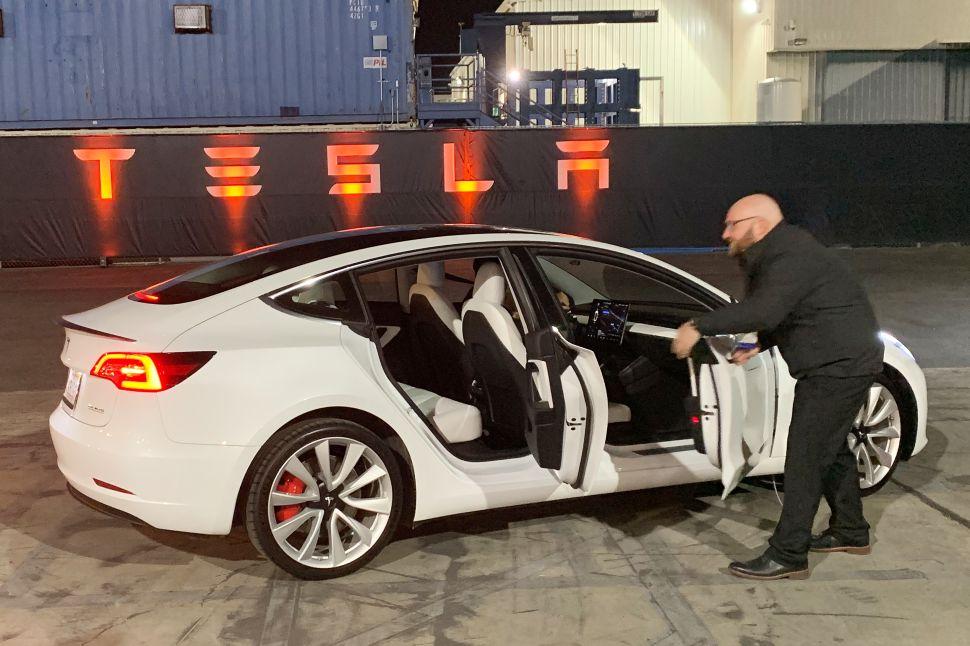Tesla Says Its Model 3 Is the Safest Car Ever Built—But Regulators Disagree