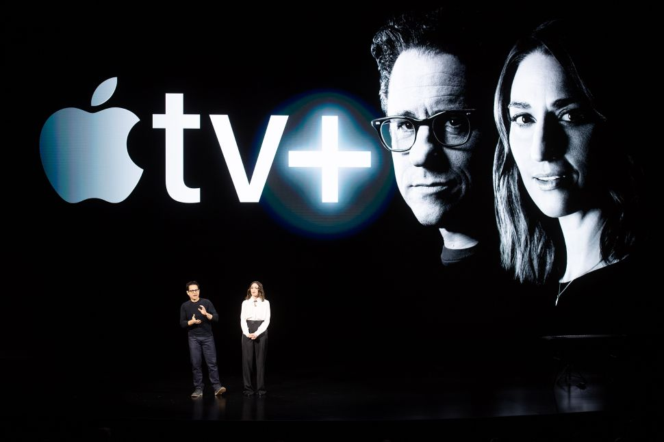 Here's How We'd Handle the Rollout for Apple TV+