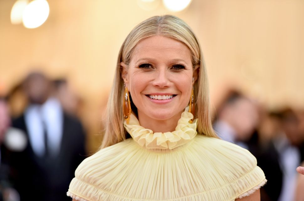 Gwyneth Paltrow Is Finally Ready to Move in With Her Husband