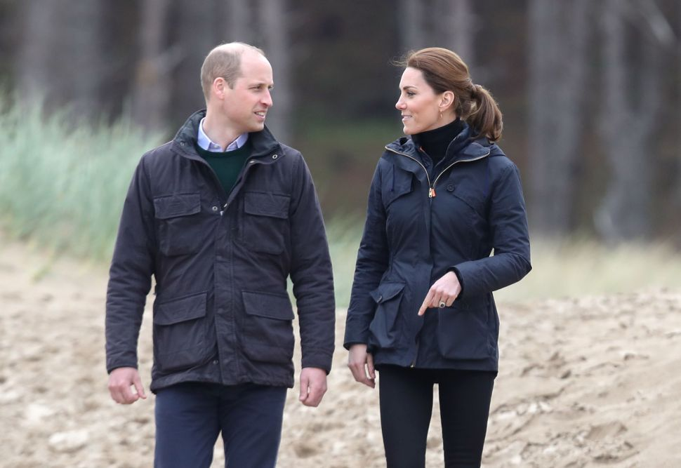 Prince William and Kate Went to Scotland for One Last Summer Family Vacation