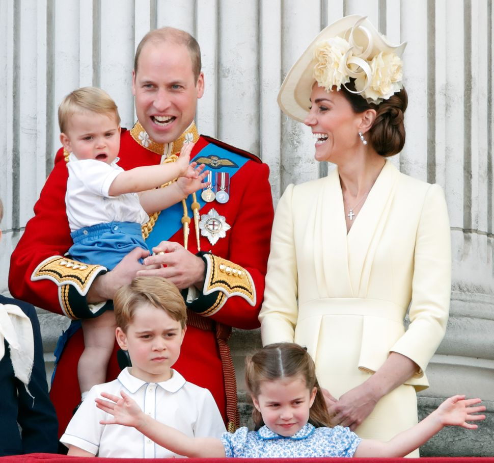 Prince William and Kate Made Sure George, Charlotte and Louis Had the Ultimate Babysitters