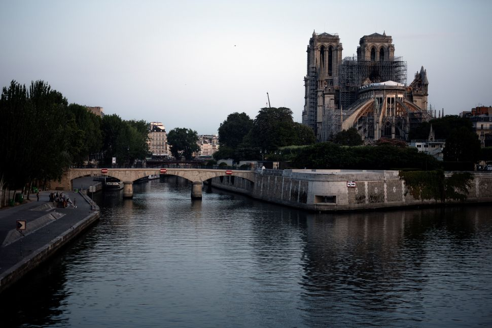 Those Overseeing Notre Dame Restoration Won't Be Taking Any Risks With New Design