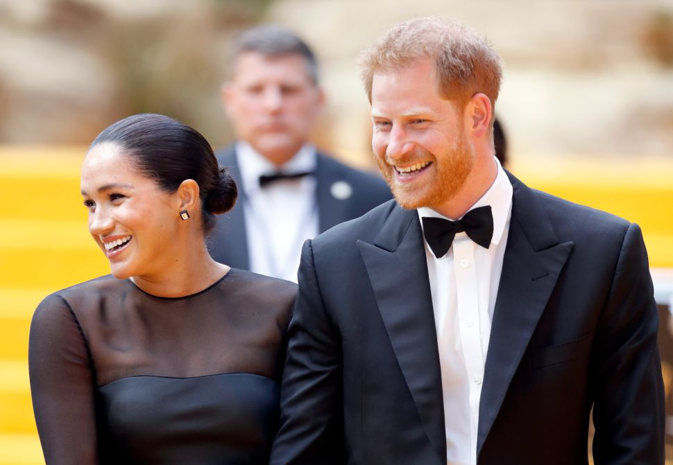 Prince Harry and Meghan Markle Have a New Piece of Art to Hang in Frogmore Cottage