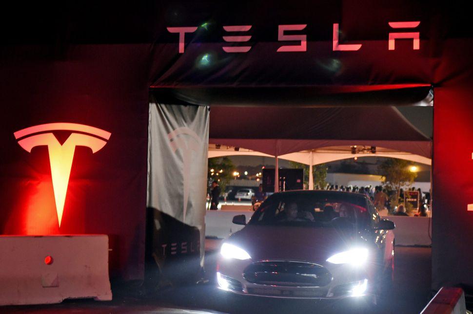 Is Volkswagen Acquiring Tesla? CEO Says Yes, But Spokesman Denies.