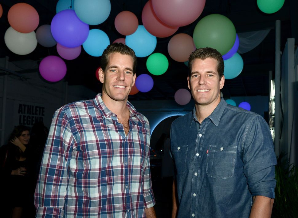 Mark Zuckerberg & the Winklevoss Twins May Kiss and Make Up Over Facebook's Libra