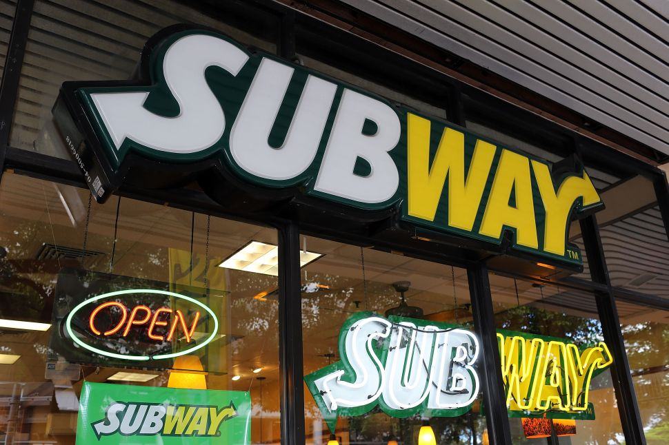 Subway Partners With Beyond Meat for Meatball Marinara Sandwich