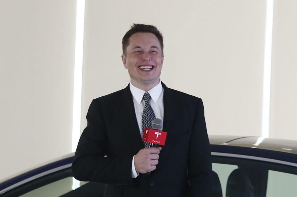 Tesla Insurance Confirms Elon Musk's Faith in Self-Driving's Future