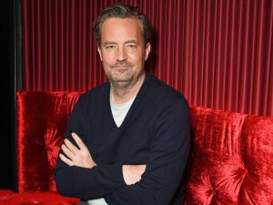 Matthew Perry is selling his Los Angeles penthouse
