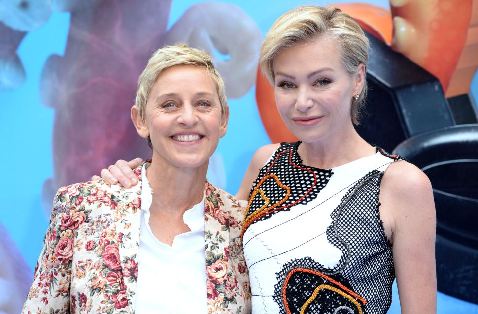 Ellen DeGeneres and Portia de Rossi Sold Their Spare Beverly Hills Home For $15.5 Million