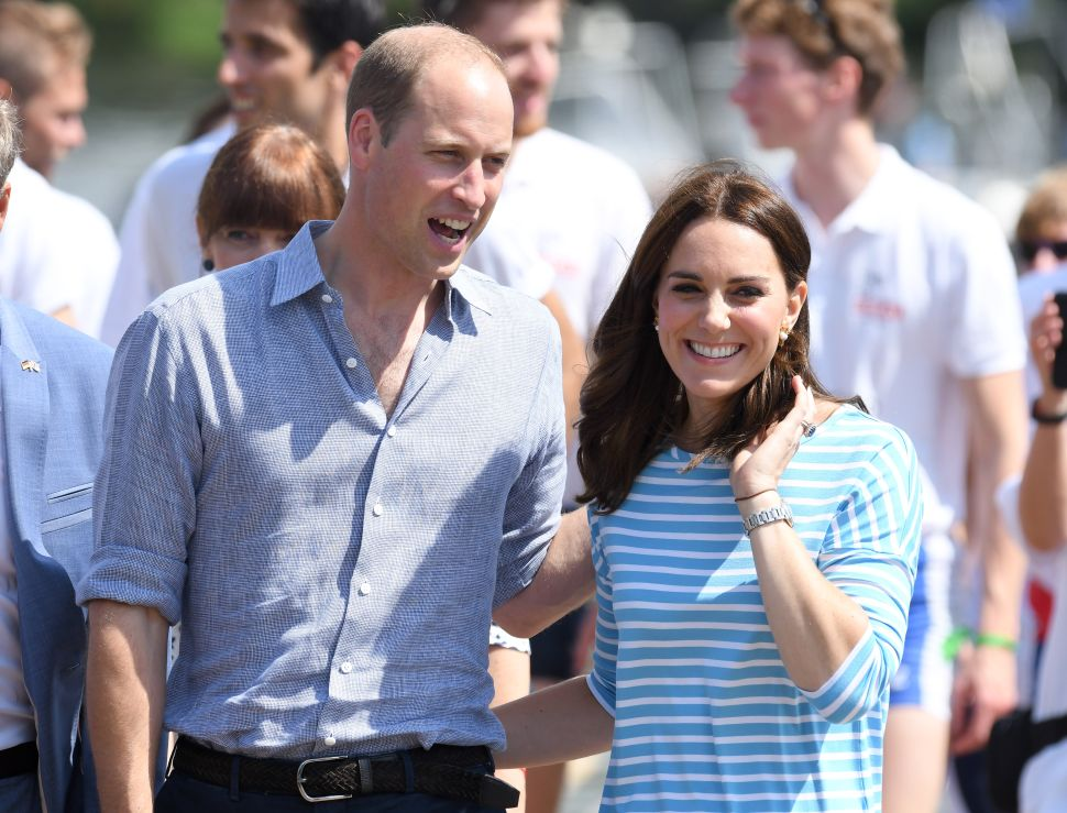 Prince William and Kate Are Taking an Anmer Hall Family Staycation