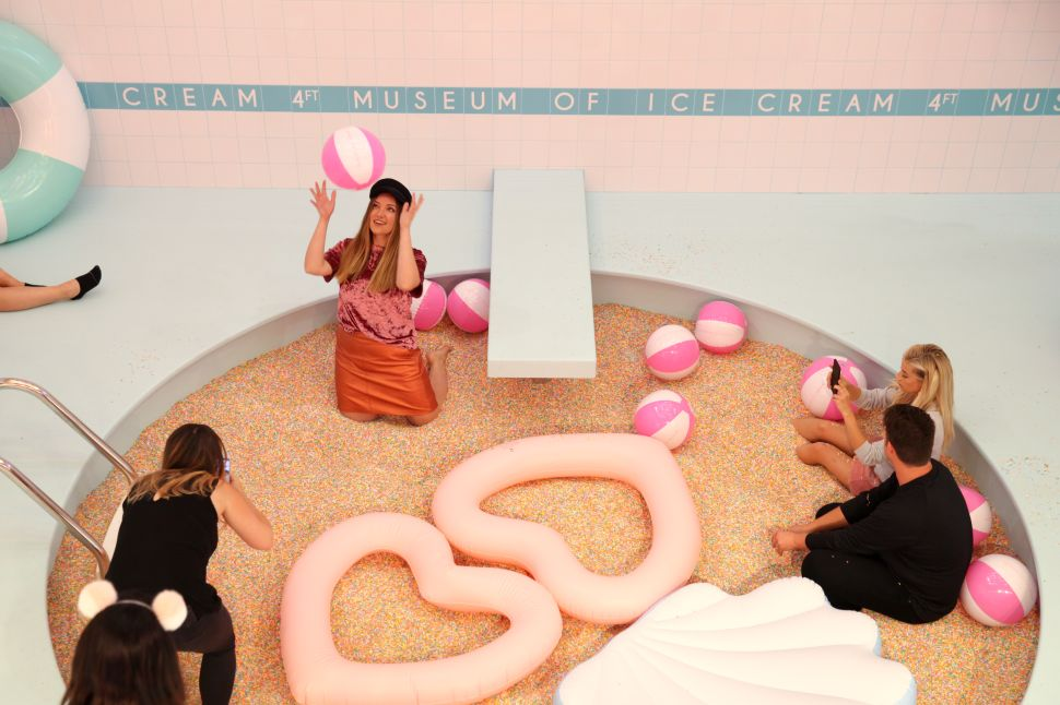 The Museum of Ice Cream's $200 Million Valuation Represents a Bleak Future