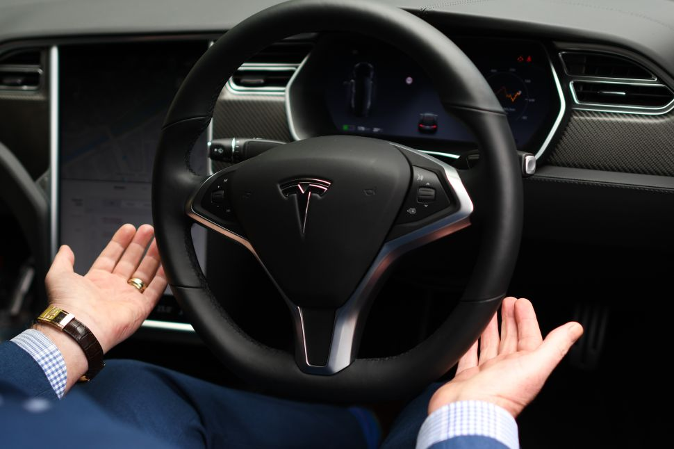 The First Videos of Tesla's Full Self-Driving Cars Have Emerged