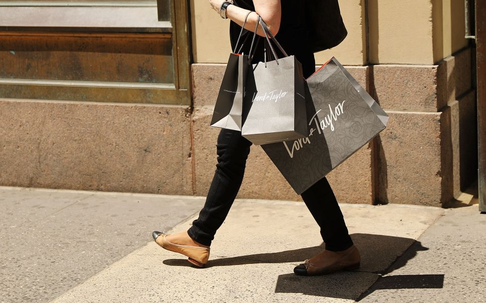 Le Tote CEO Explains Why the Subscription Fashion Startup Acquired Lord & Taylor