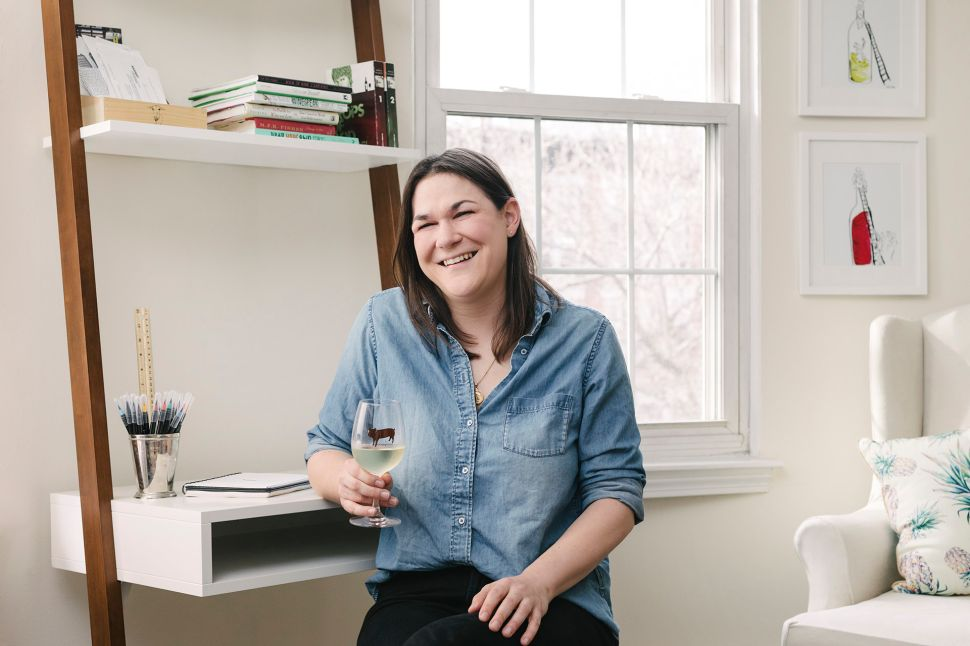 Sommelier and Author Maryse Chevriere Will Democratize Wine, One Cartoon at a Time