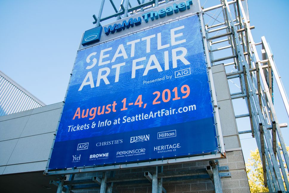 Seattle Art Fair, Despite New Challenges, Is a Site for Discovery