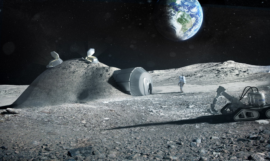 These 5 Space Companies May Return Humans to the Moon Before NASA