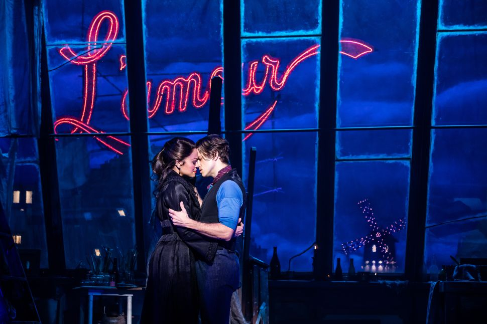 Broadway's 'Moulin Rouge!' Finds the Sweet Spot Between Kitsch and Glitz